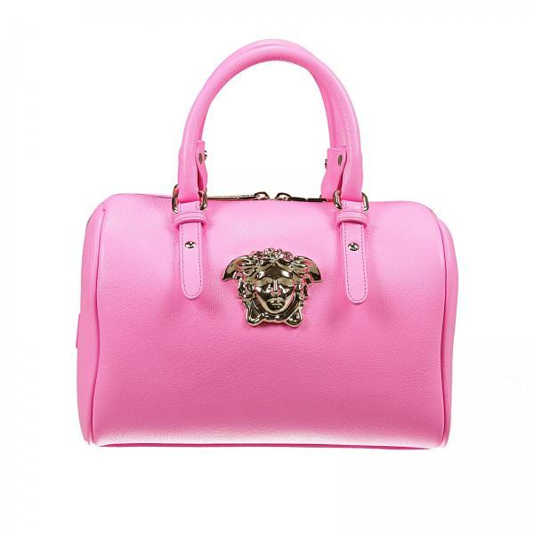 Shoulder Bag Women Versace Fuchsia. Shoulder bag VERSACE Black - 1  58004d74b6c42
