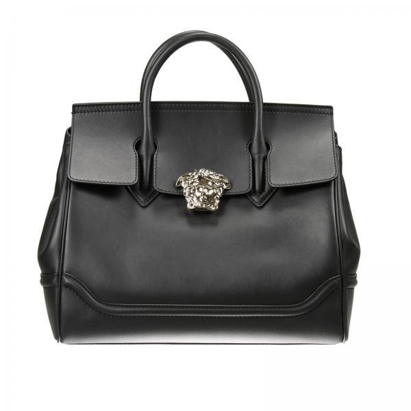 b8b3961bc8b9 Shoulder Bag Women Versace Black