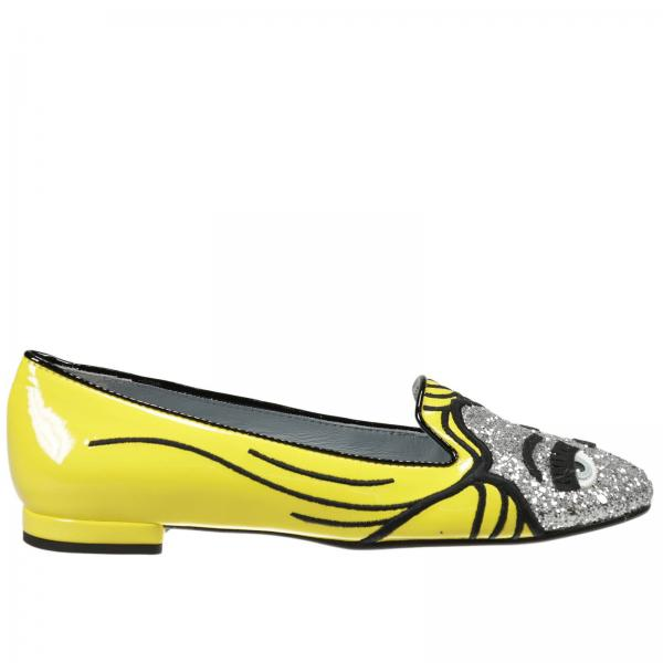 Flat Shoes Women Chiara Ferragni