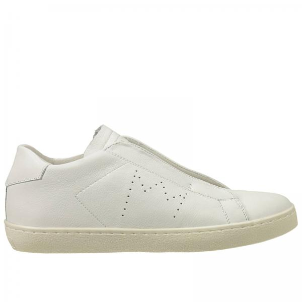 Sneakers Uomo Leather Crown