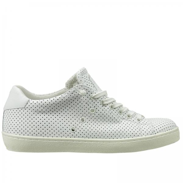 Leather Crown Men s Sneakers  a99fb6b26db