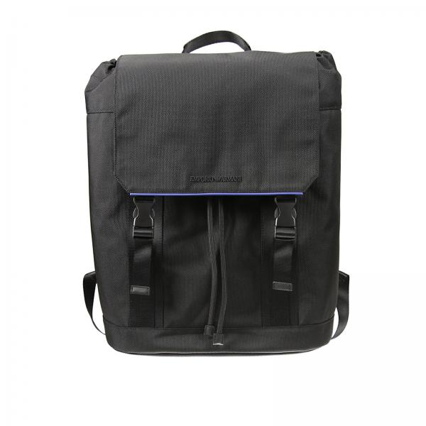 Bags Men Emporio Armani Black   Backpack Nylon   Bags Giorgio Armani Y4o098  Yo19k - Giglio UK 4550fc5922