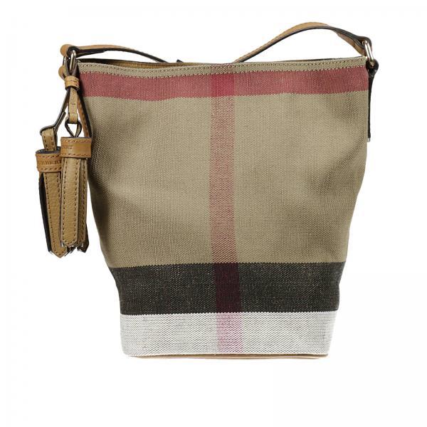 Burberry Women s Leather Shoulder Bag  f4081a47a