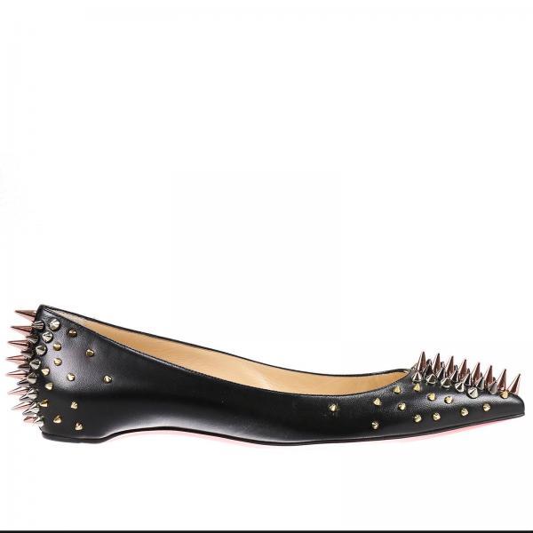 louboutin scarpe basse