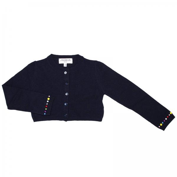 Sweater Little Girl Simonetta Mini