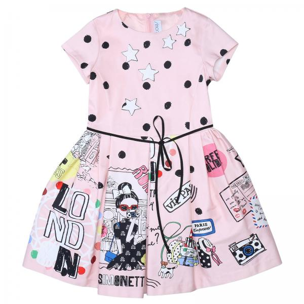 Dress Little Girl Simonetta