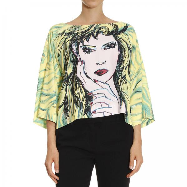 Top Donna Boutique Moschino