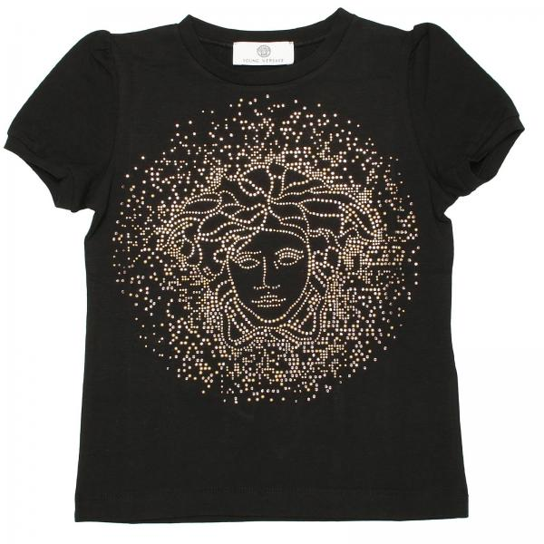 T-shirt Fille Versace Young