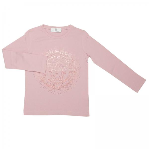T-shirt Little Girl Versace Young