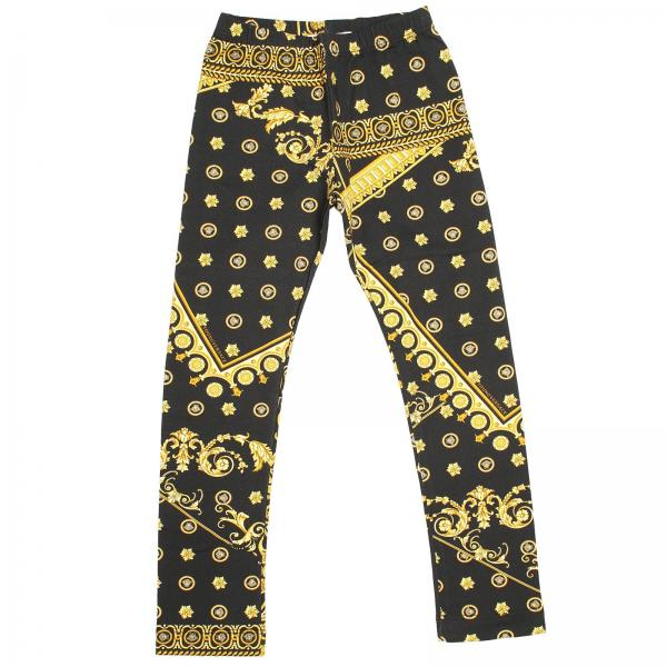 Pants Little Girl Versace Young