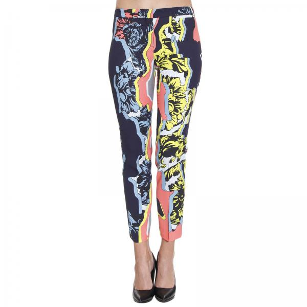 Innovative Versace Jeans Women39s Black Casual Trouser