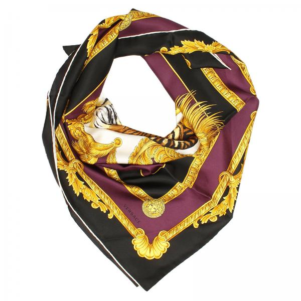 Neck Scarf Women Versace
