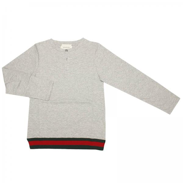 T-shirt Little Boy Gucci