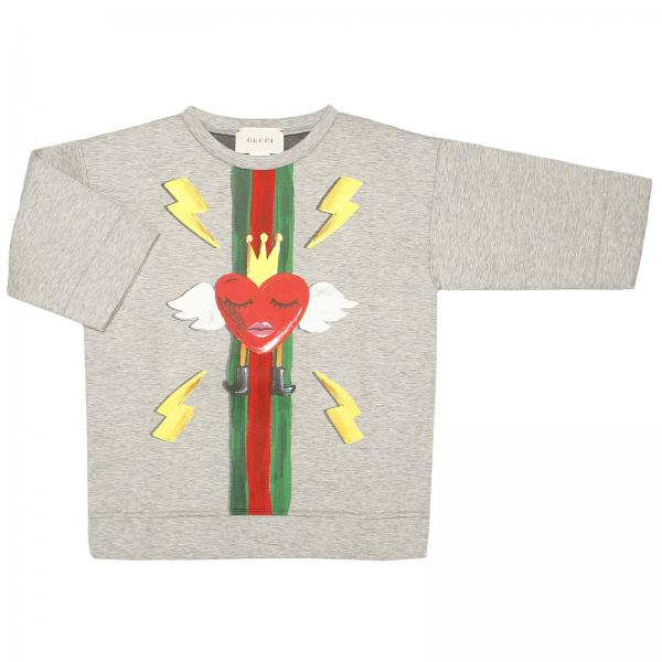 Sweater Little Girl Gucci