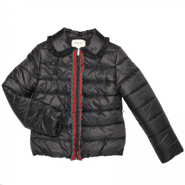 Jacket Little Girl Gucci