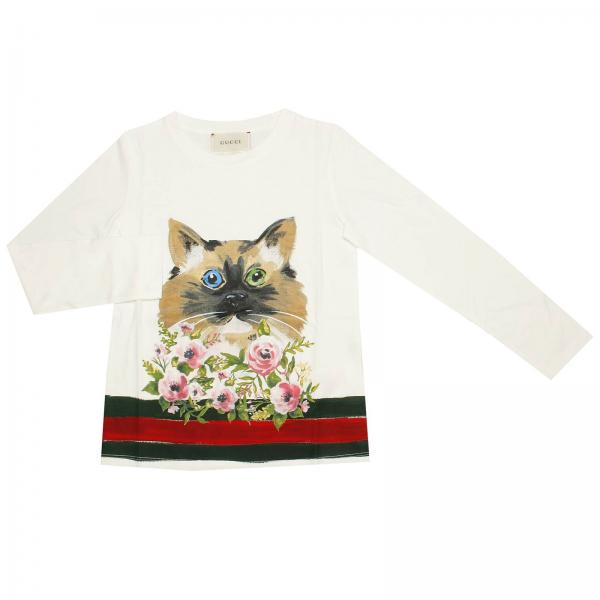 T-shirt Fille Gucci
