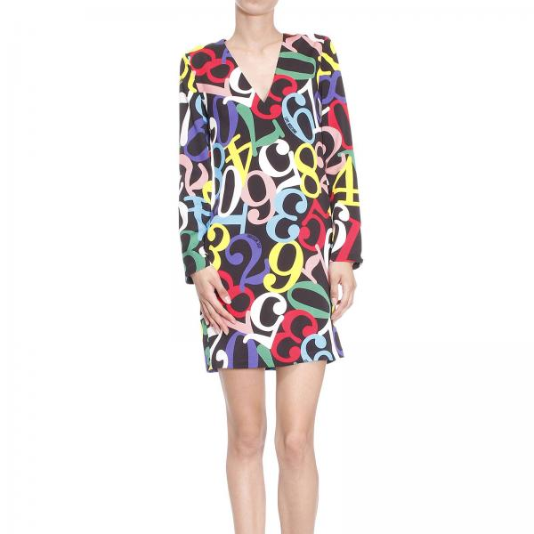 Kleid Damen MOSCHINO LOVE