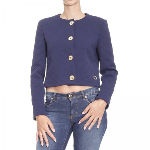 Blazer Damen MOSCHINO LOVE