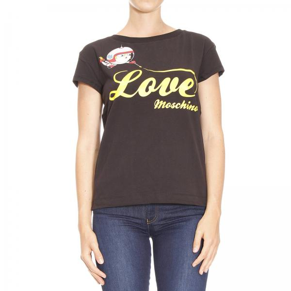 T-shirt Donna Moschino Love