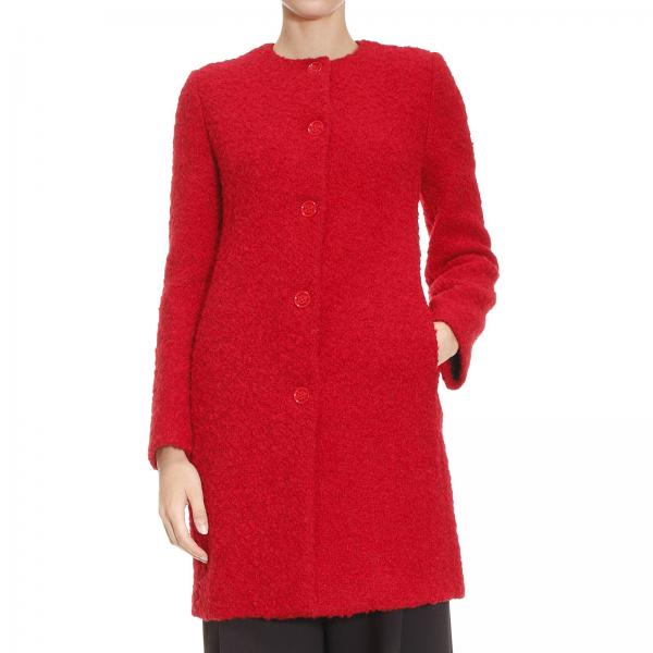 Coat Women Moschino Love