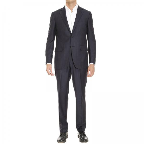 Suit Men Ermenegildo Zegna