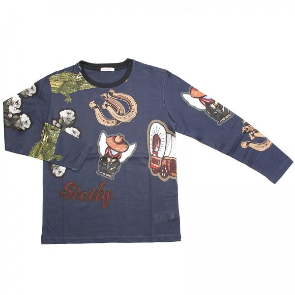 T-shirt Little Boy Dolce & Gabbana