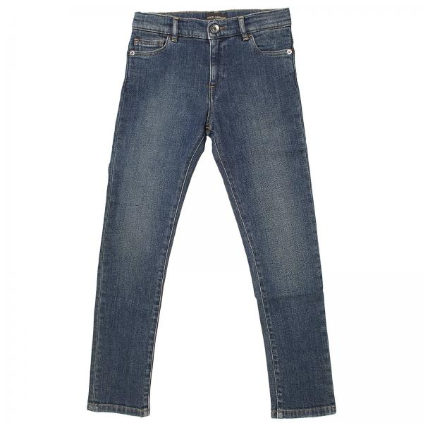 Jeans Little Boy Dolce & Gabbana