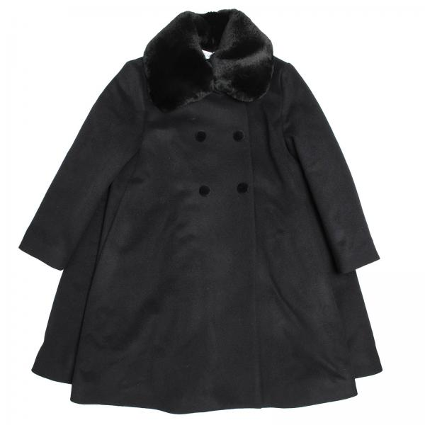 Coat Little Girl Dolce & Gabbana
