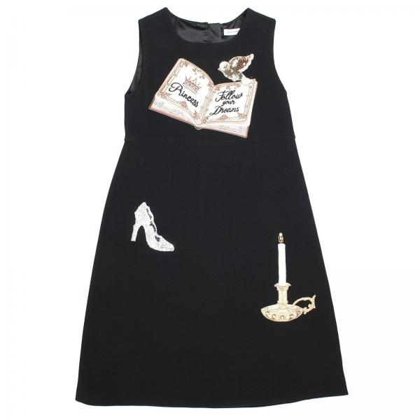 Dress Little Girl Dolce & Gabbana