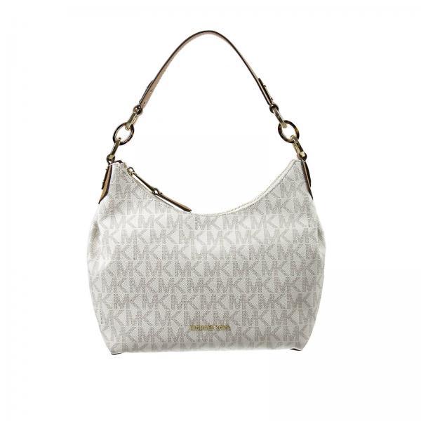 93b3123e6d02 Michael Michael Kors Women s Yellow Cream Shoulder Bag