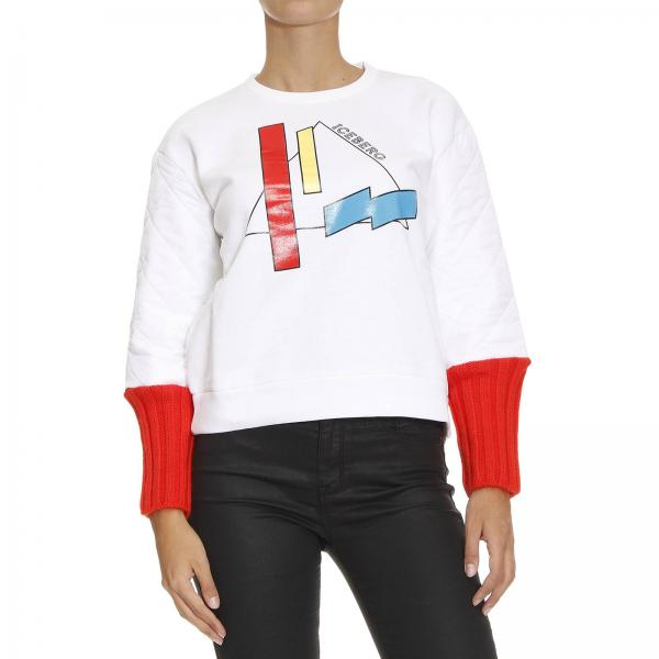 Sweatshirt Women Iceberg