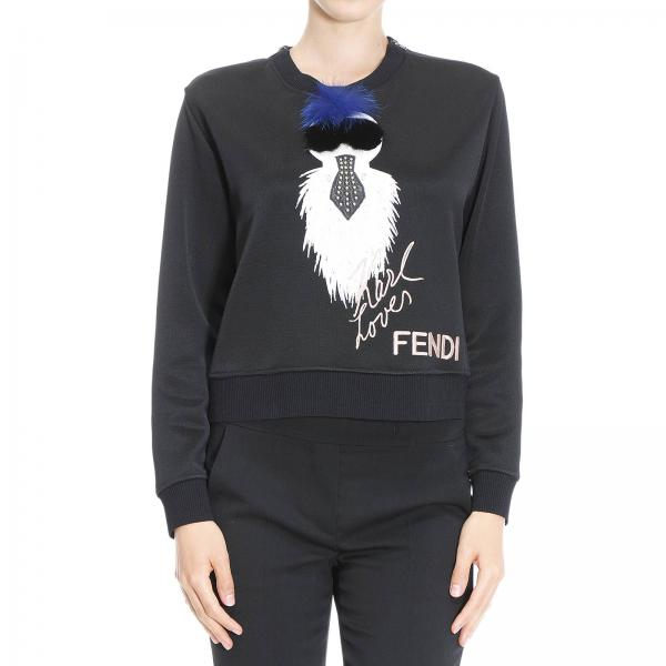 Sweatshirt Damen FENDI