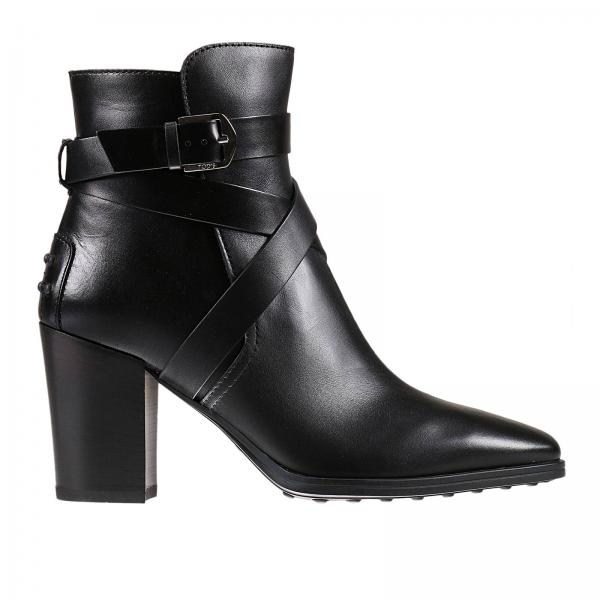Heeled Booties Women Tod's