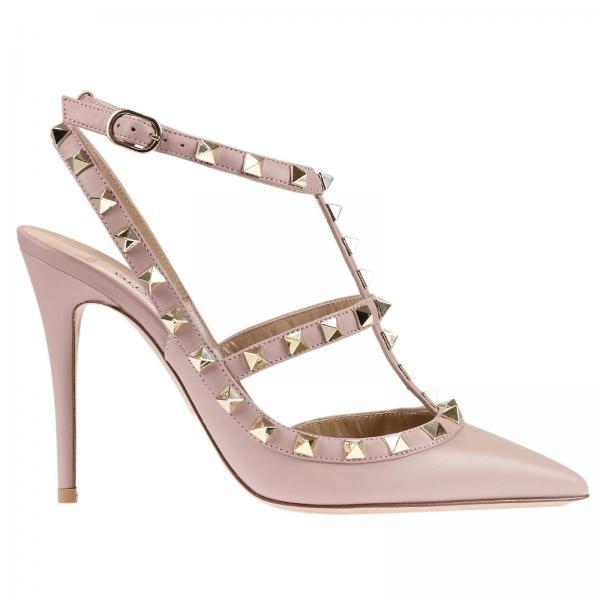 Garavani Mujer Continuativo Lw2s0393 Valentino De Zapatos Artículo Salón Vodgiglio PqnHIWE