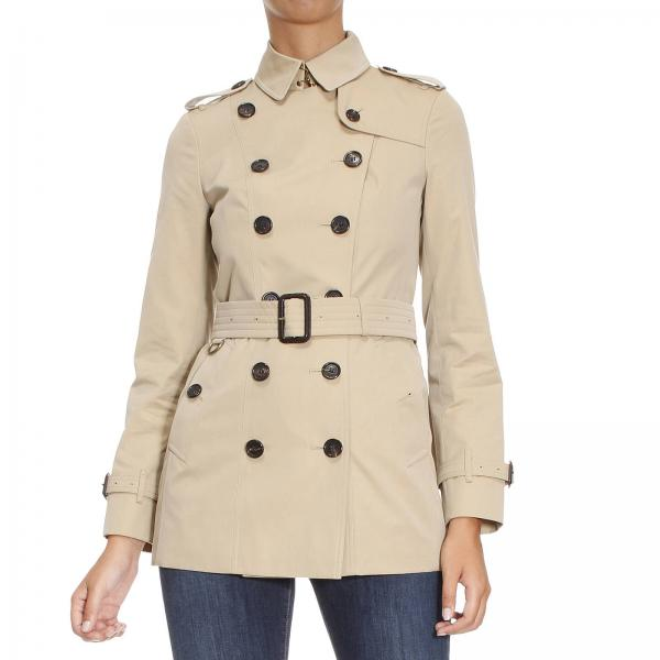 Mantel Damen BURBERRY