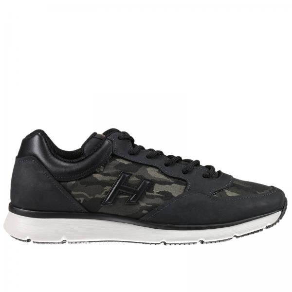 Hogan Men's Black Sneakers | Shoes Man Hogan | Hogan Sneakers Hxm2540s410  E4r - Giglio EN