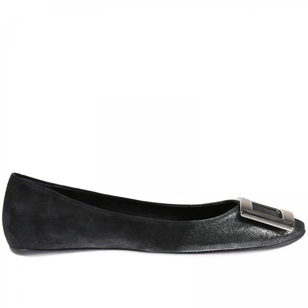 Flat Shoes Women Roger Vivier