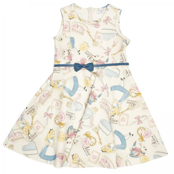 Dress Little Girl Monnalisa