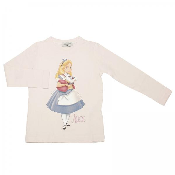 T-shirt Little Girl Monnalisa