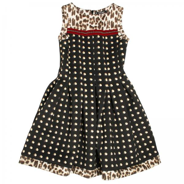 Dress Little Girl Monnalisa Jakioo