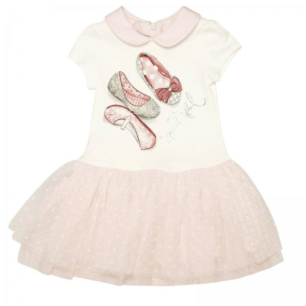 Dress Little Girl Monnalisa Bebe'