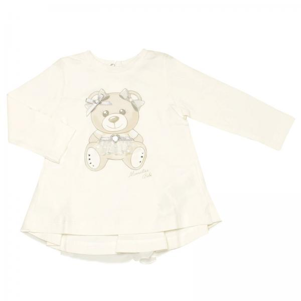 T-shirt Little Girl Monnalisa Bebe'