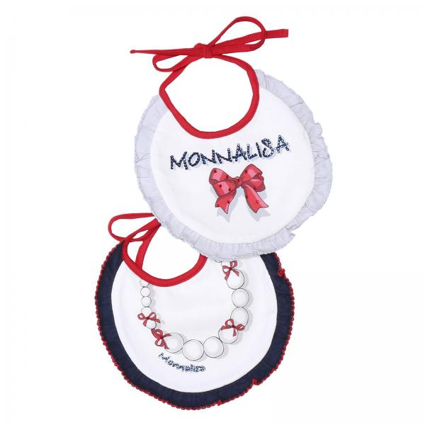 Bibs Girl Little Boy Monnalisa Bebe'