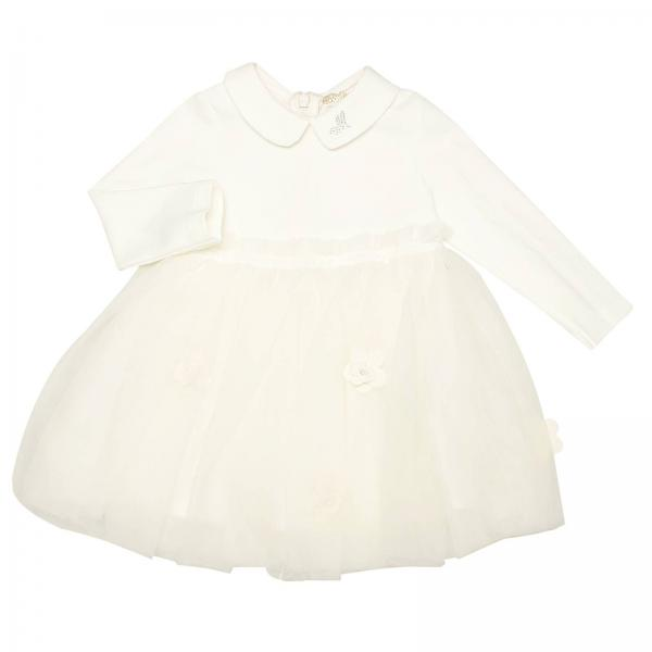 Dress Little Girl Monnalisa Chic Bebe'