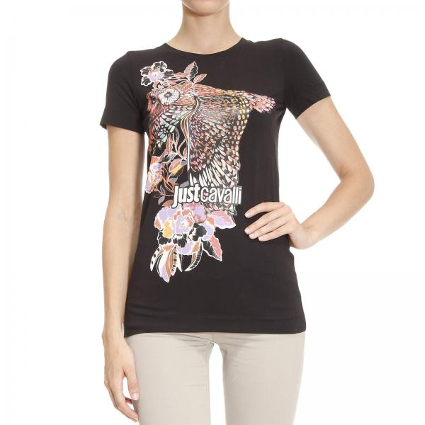 T-Shirts Damen JUST CAVALLI