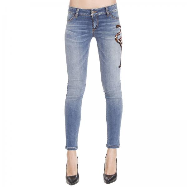 Jeans Mujer Just Cavalli