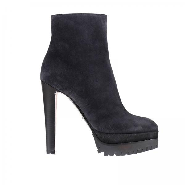 Heeled Booties Women Sergio Rossi