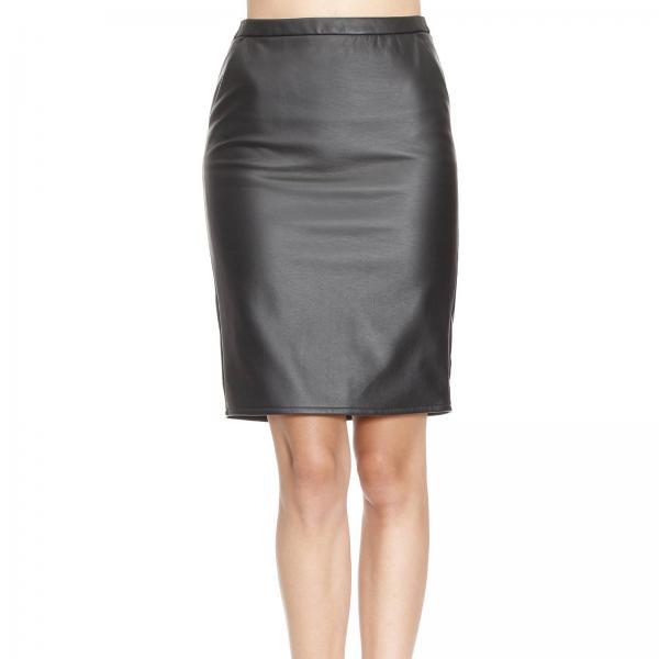 f255e71eb7cb Jupe Femme Armani Jeans Noir