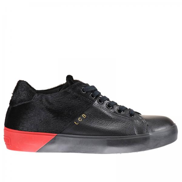 Sneakers Donna Leather Crown