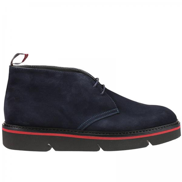 Ankle Boots Men Alberto Guardiani